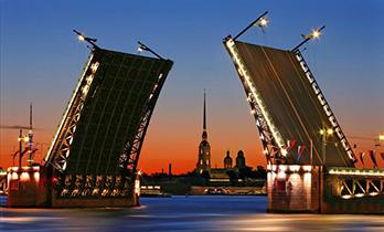 Путешествие в Санкт - Петербург